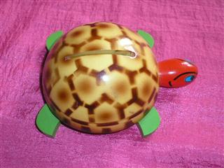 tirelire tortue